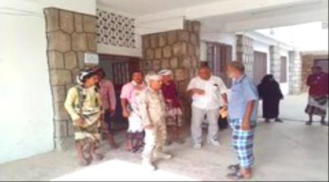 انتقالي #أبيـن يتفقد معسكر القوات الخاصة والمرافق الحكومية بزنجبار