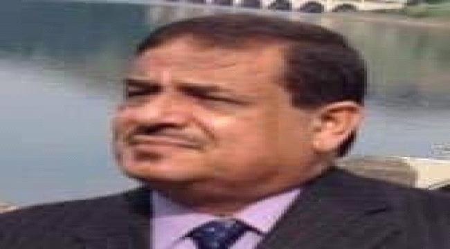 الحصني: الملفات التي حملها #الانتقالي معه الى #جدة فيها ادلة على فساد الشرعية