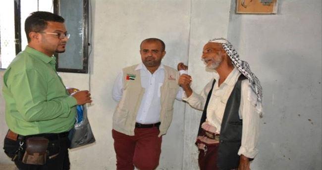 هلال الإمارات يتكفل في انهاء معاناة أسرة فقيرة ب#مدينة_تعـز